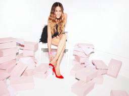 Sarah Jessica Parker lần đầu ra mắt bộ sưu tập giày