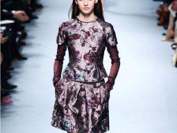 Những mẫu thiết kế đẹp nhất sàn diễn Paris Fashion Week Thu đông 2014