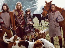 Equestrian – Thời trang kỵ sĩ