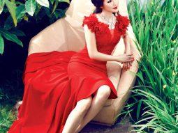 The Fashionable Life: Tầng cao xanh mát của Giáng My