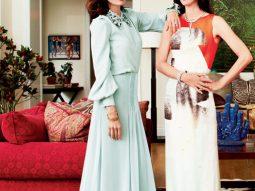 The Fashionable Life: Chị em nhà Herrera