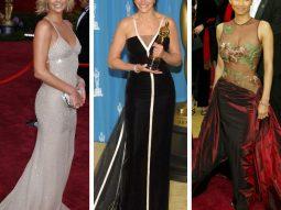 Hướng tới Oscar: Những chiếc đầm của người chiến thắng