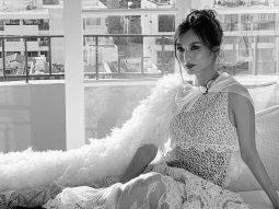 Trên thảm đỏ công chiếu phim Eternals, Gemma Chan đẹp như thiên sứ
