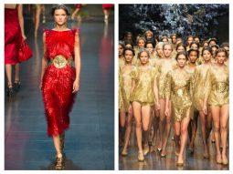 Dolce & Gabbana Xuân Hè 2014 RTW