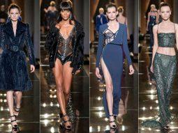 Atelier Versace Couture Thu Đông 2013