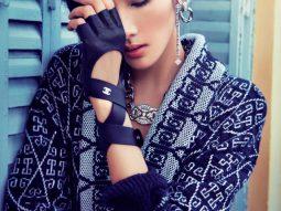 Hoàng Thùy nữ tính trong bộ sưu tập Chanel Cruise 2014
