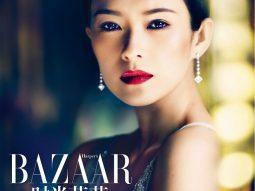 Chương Tử Di kiêu sa trên Harper's Bazaar Trung Quốc
