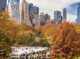 4 địa điểm tuyệt vời để tận hưởng mùa thu ở nước Mỹ
