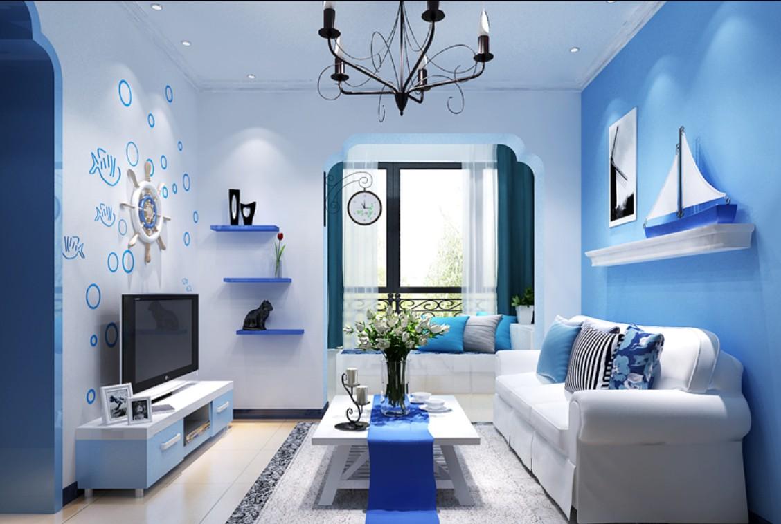 Sử dụng màu xanh dương đúng cách không chỉ mang lại may mắn trong tài chính mà còn có thể giúp bạn có được sự thư thái, yên bình