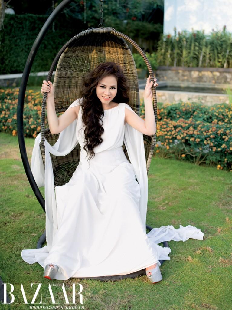 Đầm lụa trắng, Vincent Đoàn