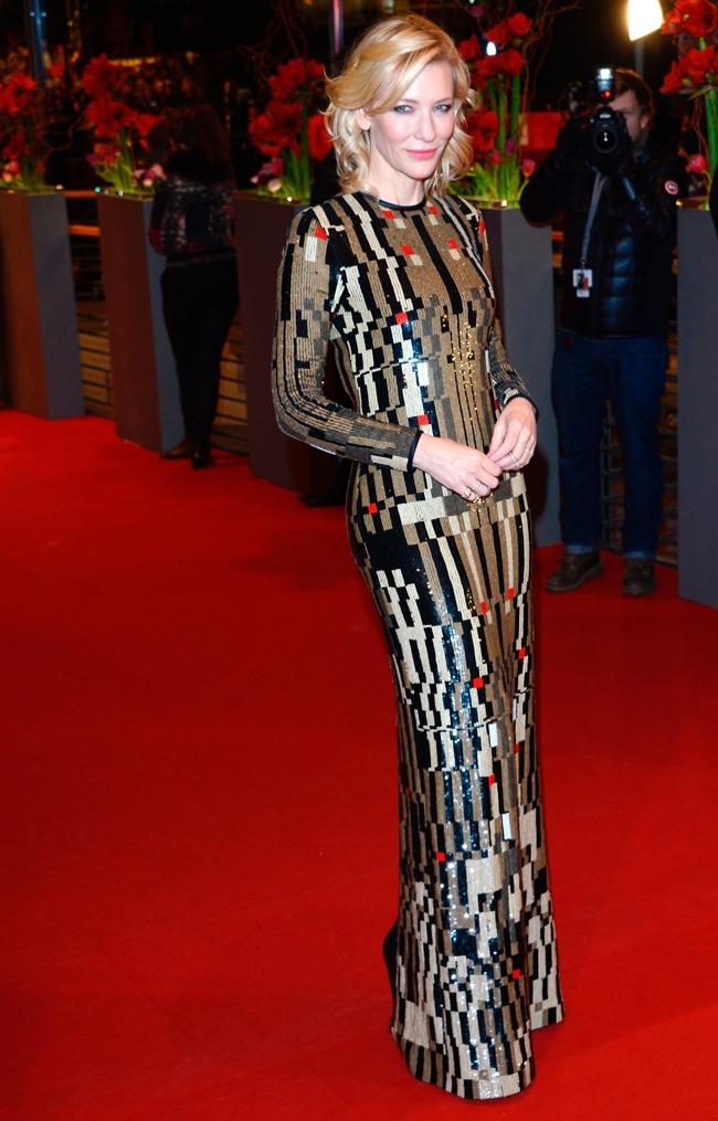 Cate Blanchett tại Liên hoan phim Berlin 2015