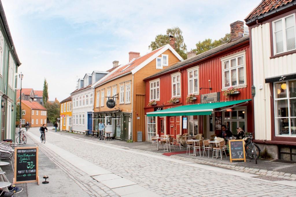 Khu phố cổ Bakklandet