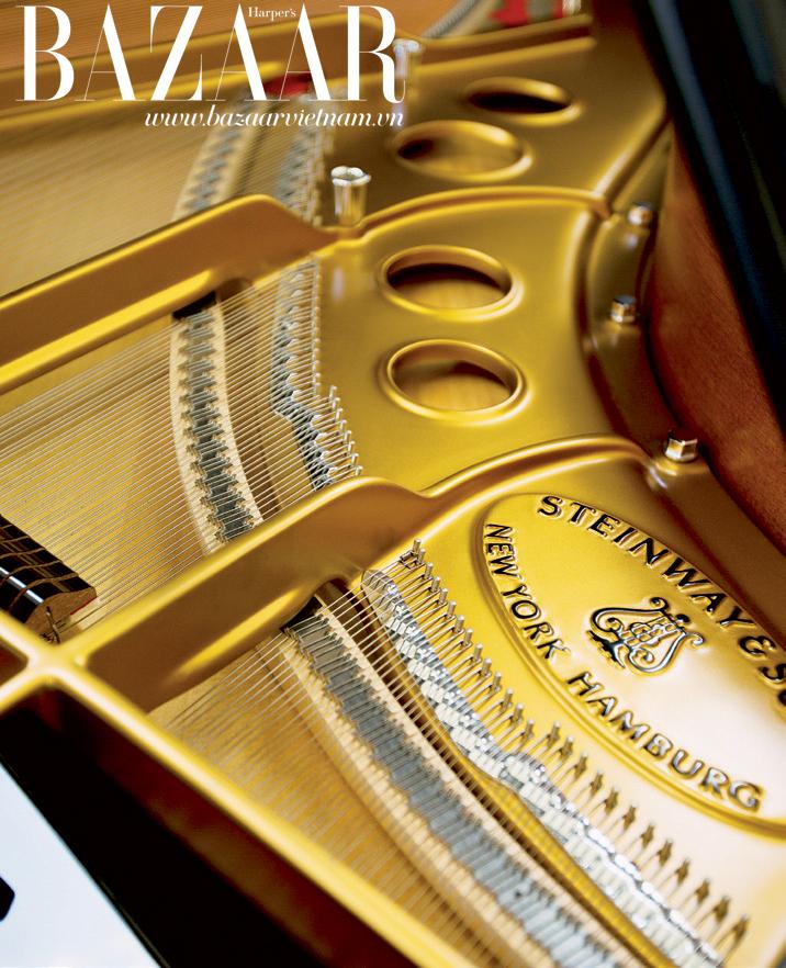 Bên trong cây đàn Steinway & Sons trị giá gần 2,5 tỷ đồng