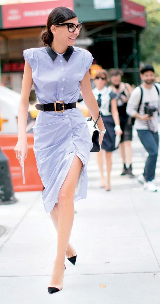 Biên tập viên thời trang Giovanna Battaglia