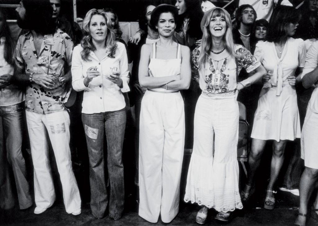 Trong một buổi biểu diễn của Rolling Stones