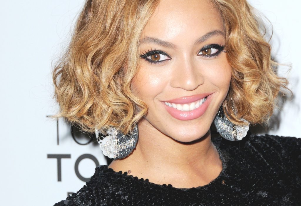 Ca sỹ xinh đẹp Beyoncé