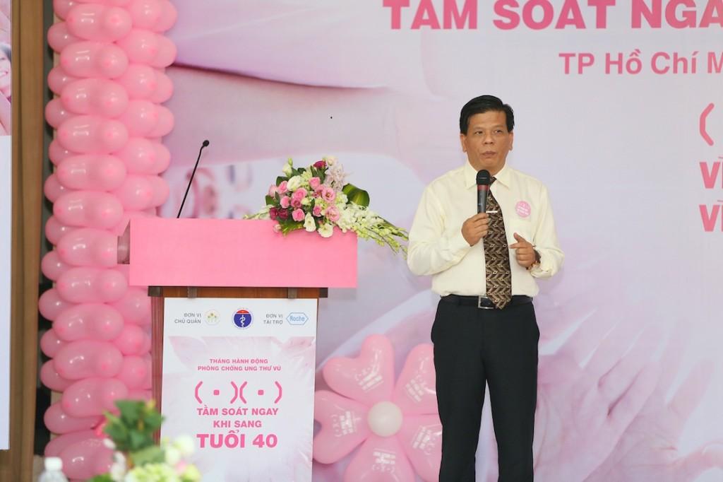 Bs Trần Nguyên Hà tư vấn về bệnh  ung thư vú