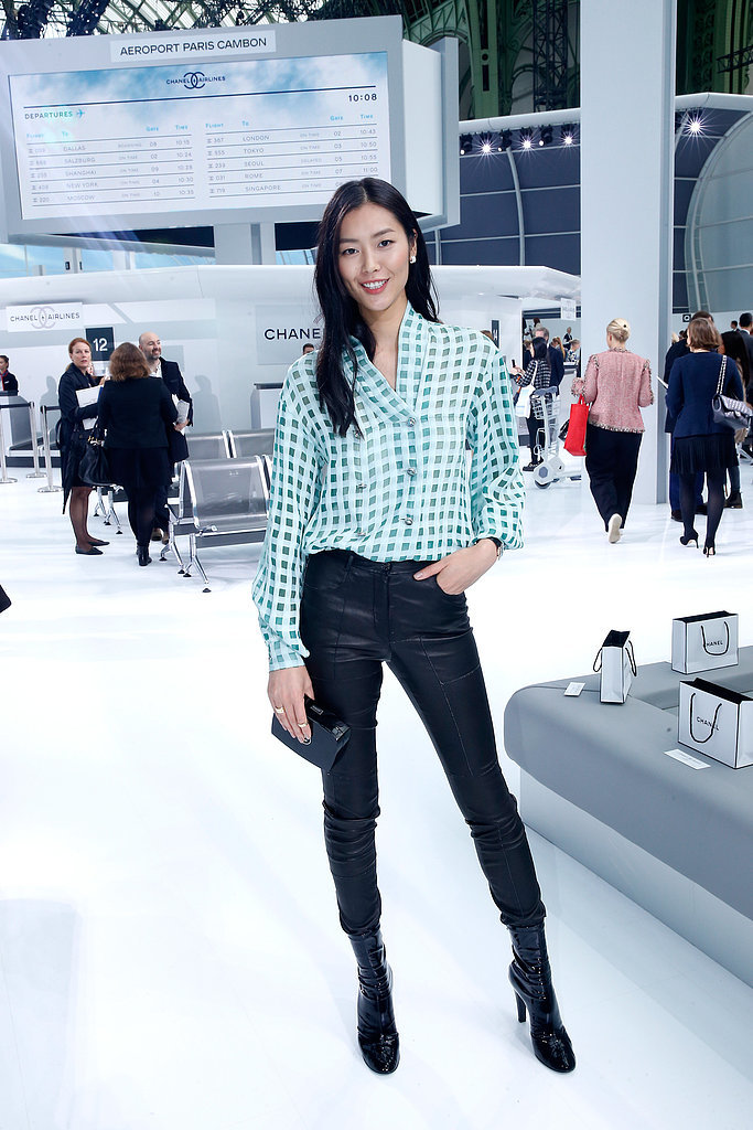 CHANEL-AIRLINES-SPRING-2016-LIU-WEN