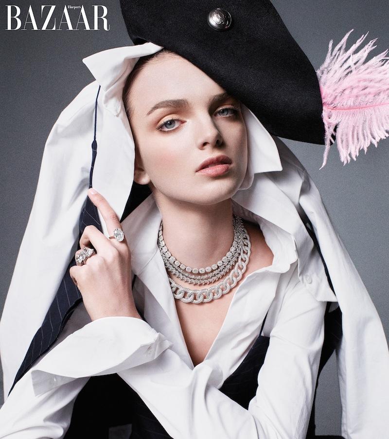 Carine Roitfeld Harper's BAZAAR December Issue_15