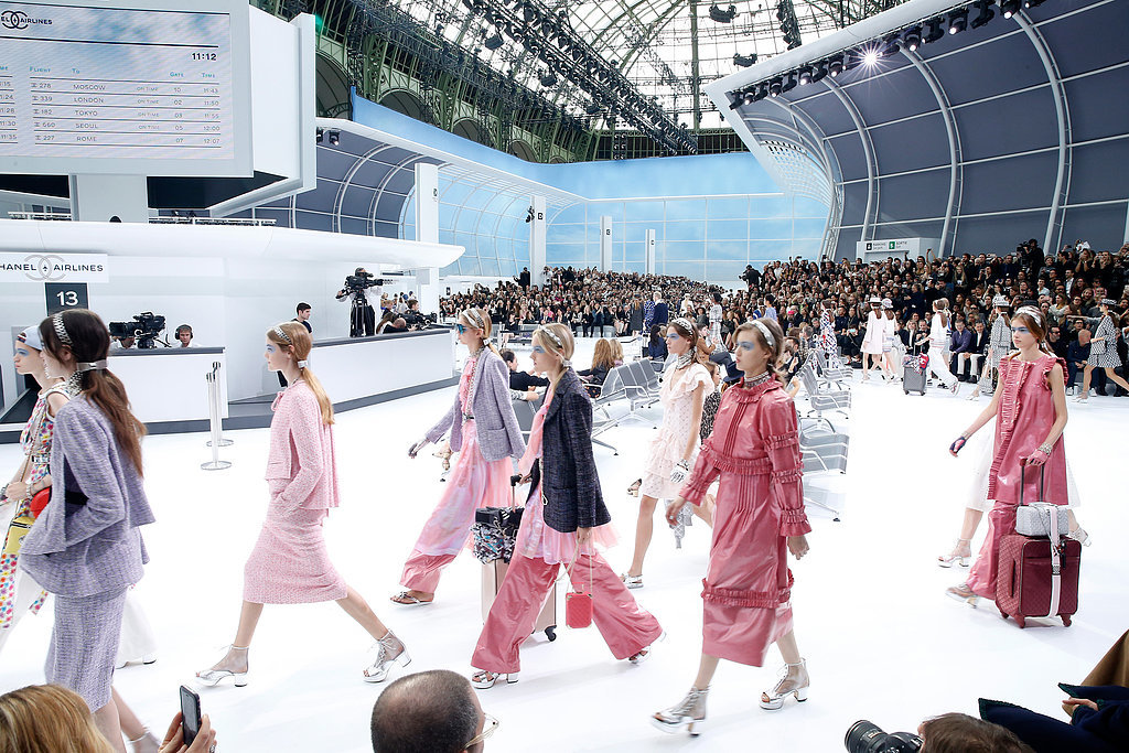 Chanel-Airlines-Show-Spring-2016