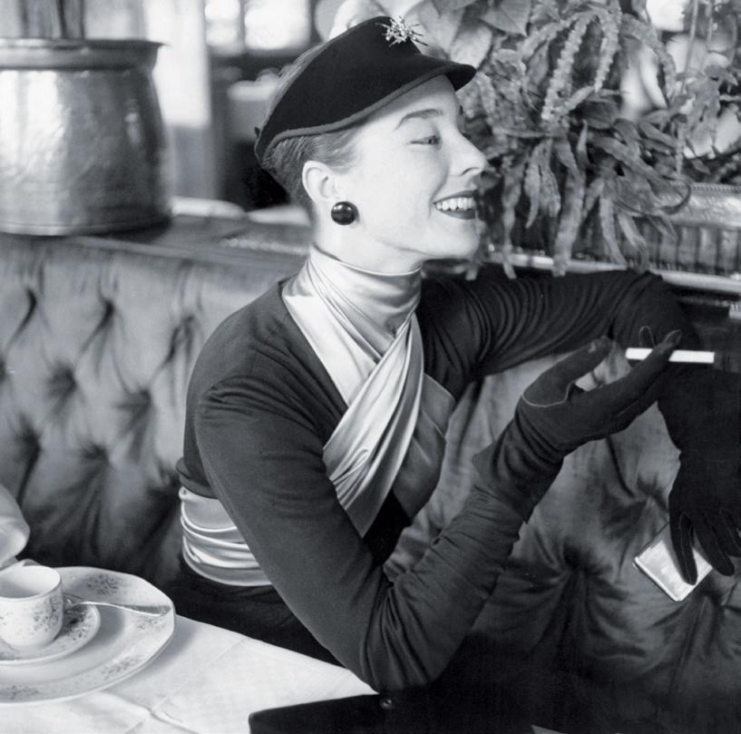Ảnh chụp bởi Henry Clarke năm 1952