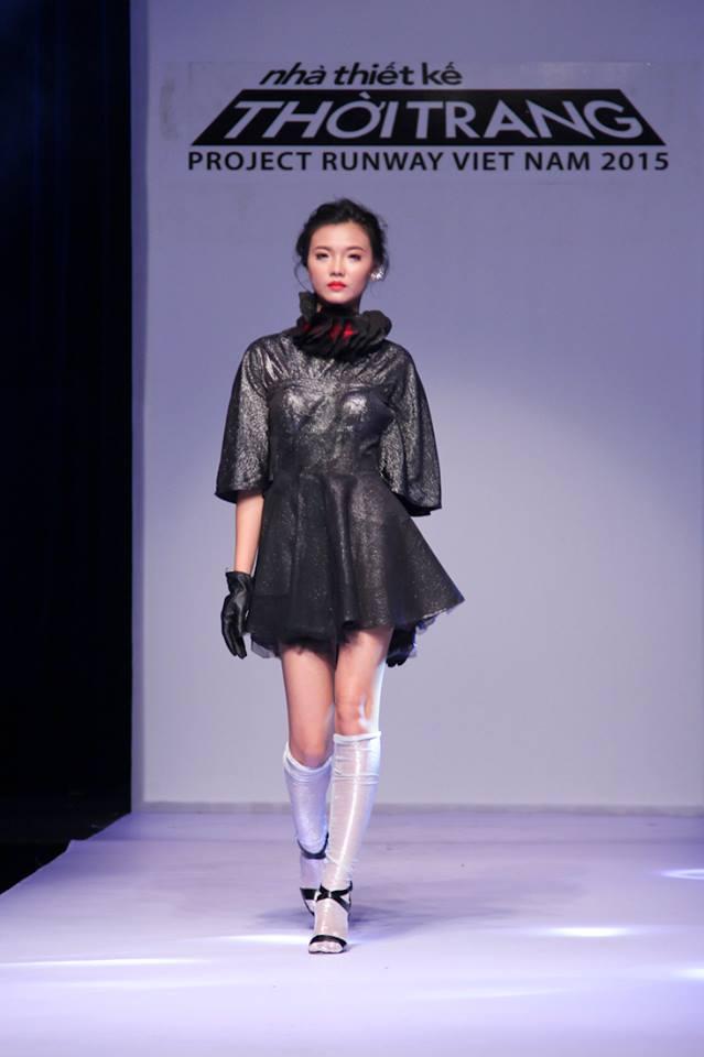 Thiết kế quá tham của Huyền Trang