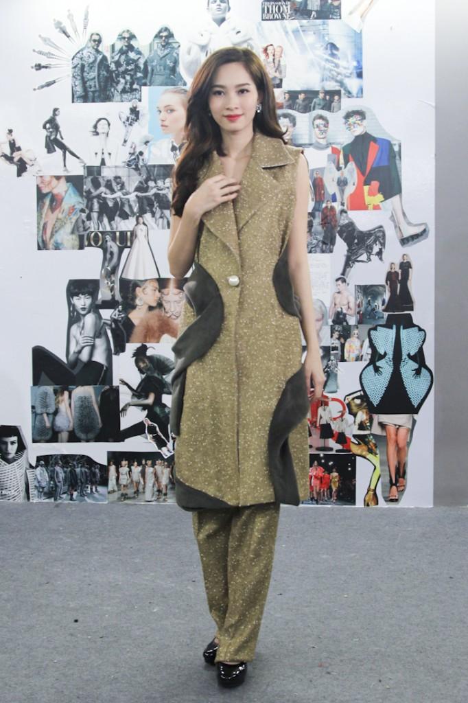 Thiết kế của Giang Tú bị đánh giá là thô kệch, không phù hợp với phong cách thanh lịch của hoa hậu