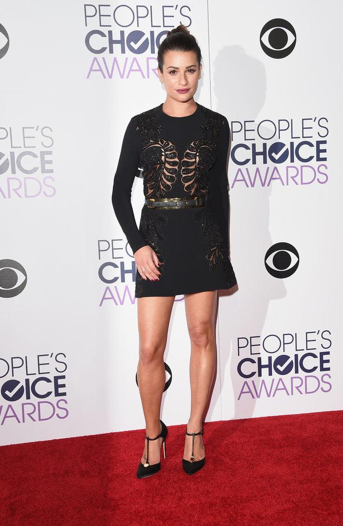 Lea-Michele-People-Choice-Awards-2015-bestdressed