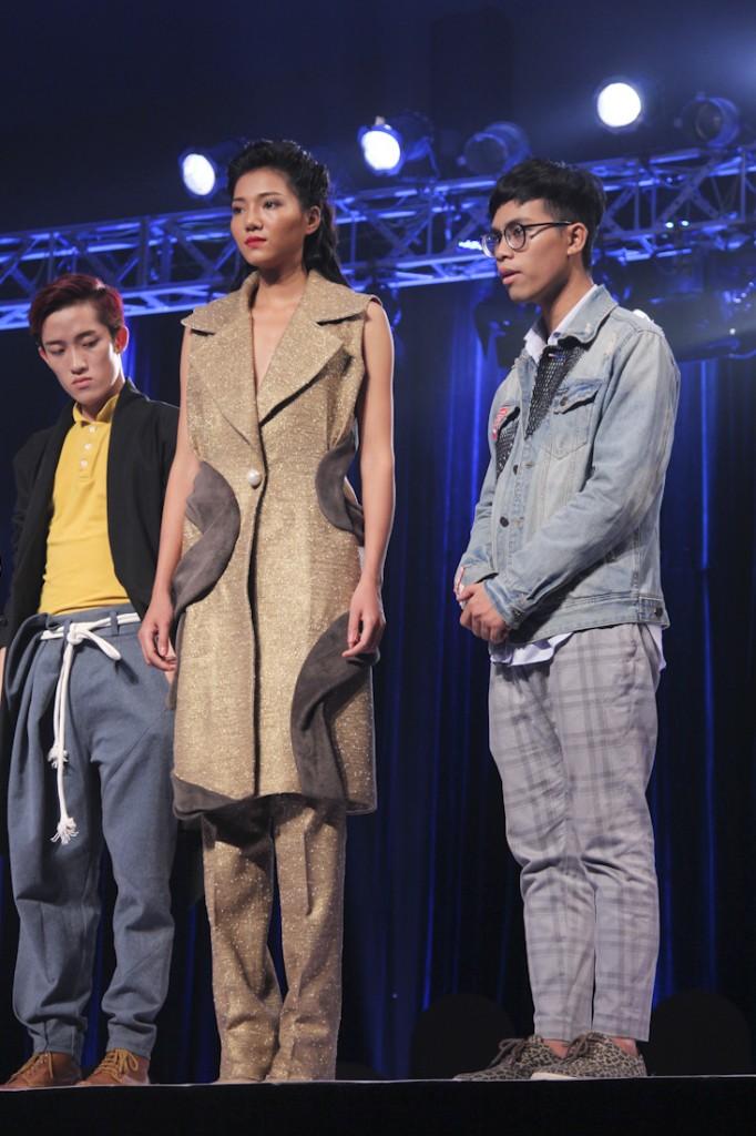 NTK Giang  Tu suyt bi loai trong tap 4 nhung duoc mentor Tung Leo cuu (1)