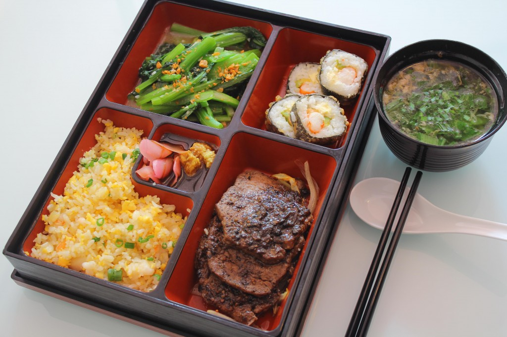 Sheraton Saigon_Mojo Café_Bento lunch box_1