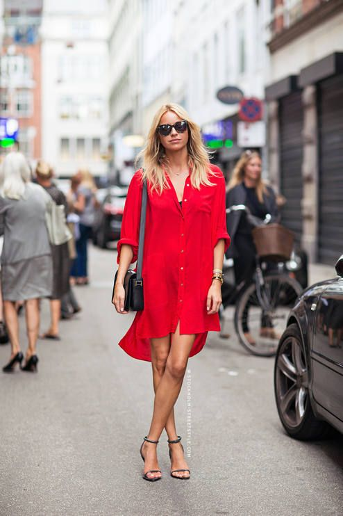 red-shirt-dress-street-style-dam-do