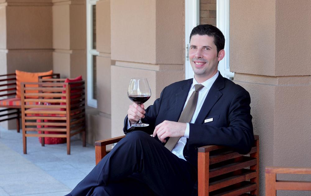 Chuyên gia rượu vang Franck Machu đã chia sẻ với Bazaar về cách kết hợp rượu vang và món Việt