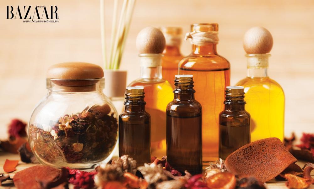 Tinh dầu có thể loại trừ khí độc trong nhà để giúp bạn sớm vượt qua nỗi buồn trong tình yêu