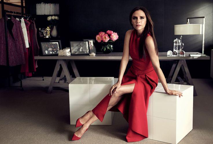Victoria Beckham đã khẳng định mình trong giới thời trang.