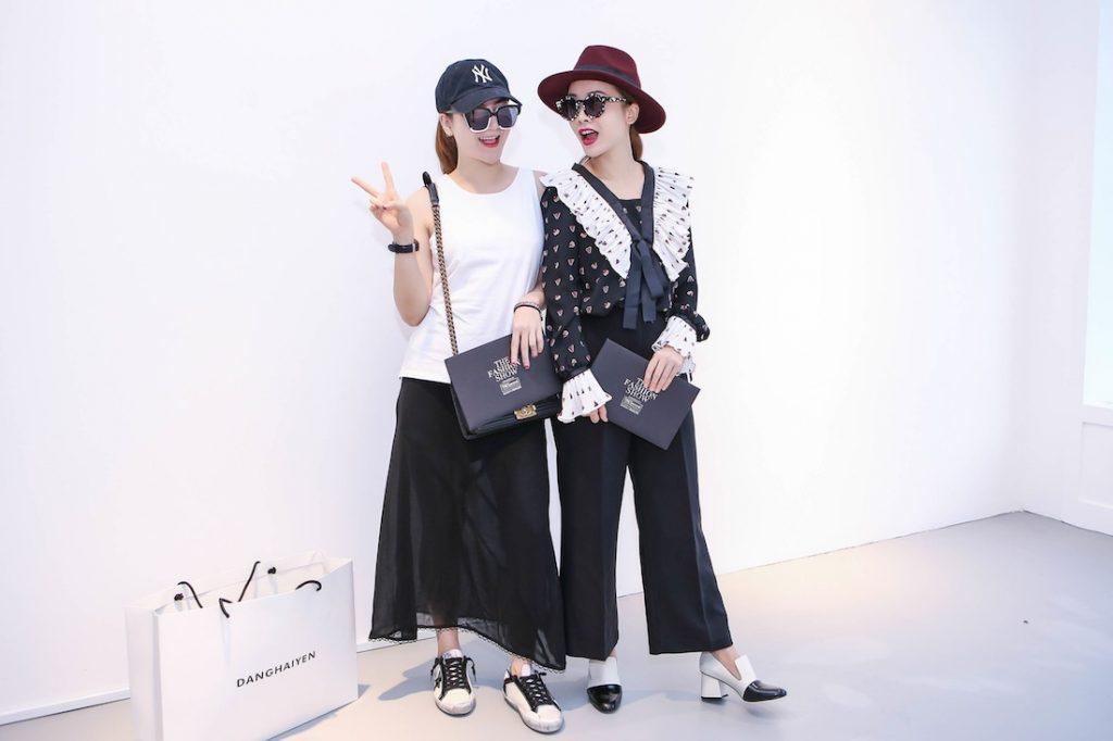 Song Yến tin tưởng chọn trang phục từ nhà thiết kế Đặng Hải Yến