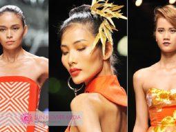 5 xu hướng làm đẹp ứng dụng tại Vietnam International Fashion Week 2016