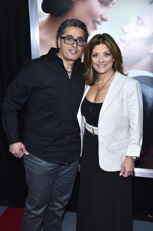 Rich Wakile (L) and Kathy Wakile