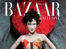 Bộ ảnh Giấc mộng Tokyo: BST Harper's Bazaar by Cory Couture