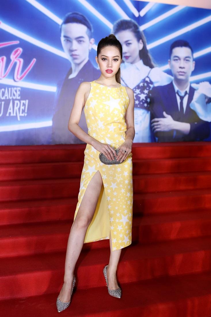 Người đẹp Jolie Phương Trinh