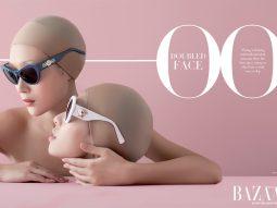 Doubled Face: Những xu hướng mắt kính mát mới nhất