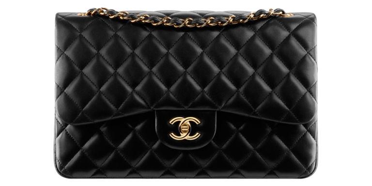 Cận cảnh chiếc túi huyền thoại Chanel classic 2.55