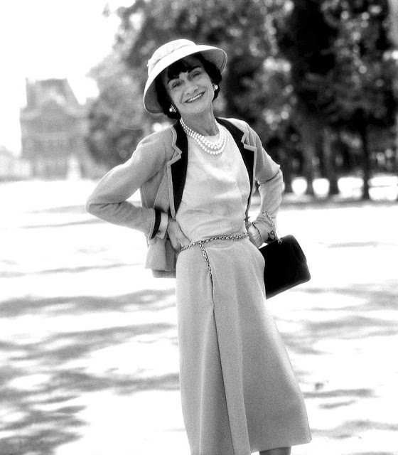 Coco Chanel by Douglas Kirkland, 1962 (25)