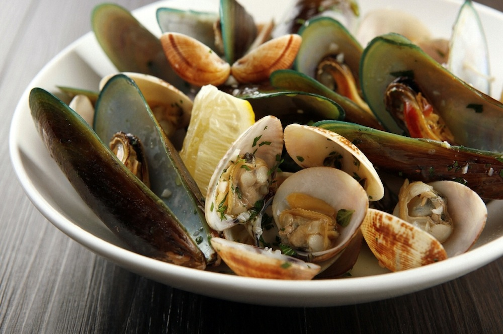 InterContinental Basilico_shellfish
