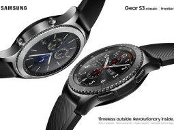 Samsung chính thức giới thiệu đồng hồ thông minh Samsung Gear S3 tại Việt Nam