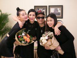 Đỗ Mạnh Cường tổ chức tiệc sinh nhật trong biệt thự Indochine