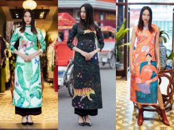 NTK Hà Linh Thư tung ra bộ sưu tập mới về Phụ Nữ