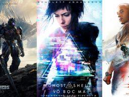 Năm 2017 và cơn bão bom tấn từ gã khổng lồ điện ảnh Paramount Pictures