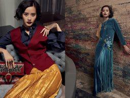 Bộ ảnh thời trang lấy cảm hứng từ biểu tượng thời trang Pháp – Loulou de la Falaise