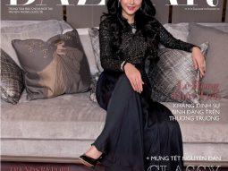 Đọc gì trên Harper's Bazaar số tháng 2-2017?