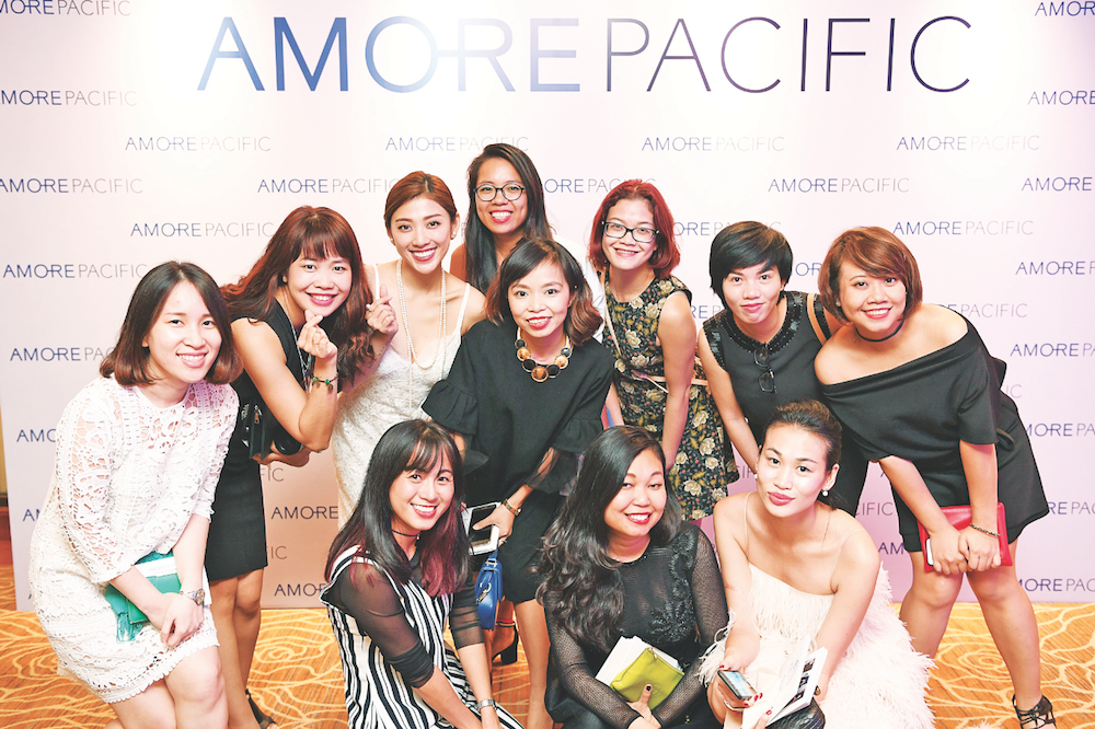 amorepacific-vietnam-team